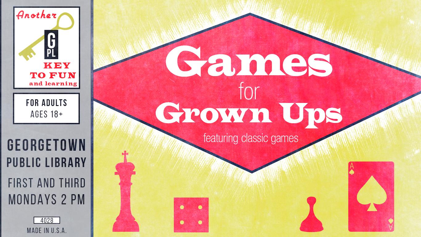 game for grownups slide