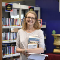 Sheila – Library Assistant
