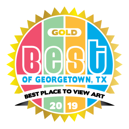 Gold Medal for Best Place to View Art 2019