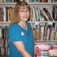 Sally – Technical Services Librarian