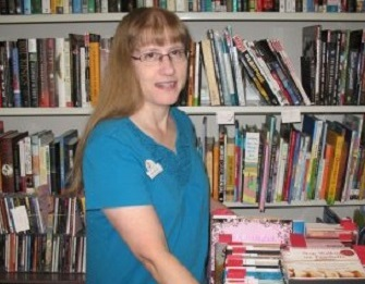 Sally – Technical Services Librarian